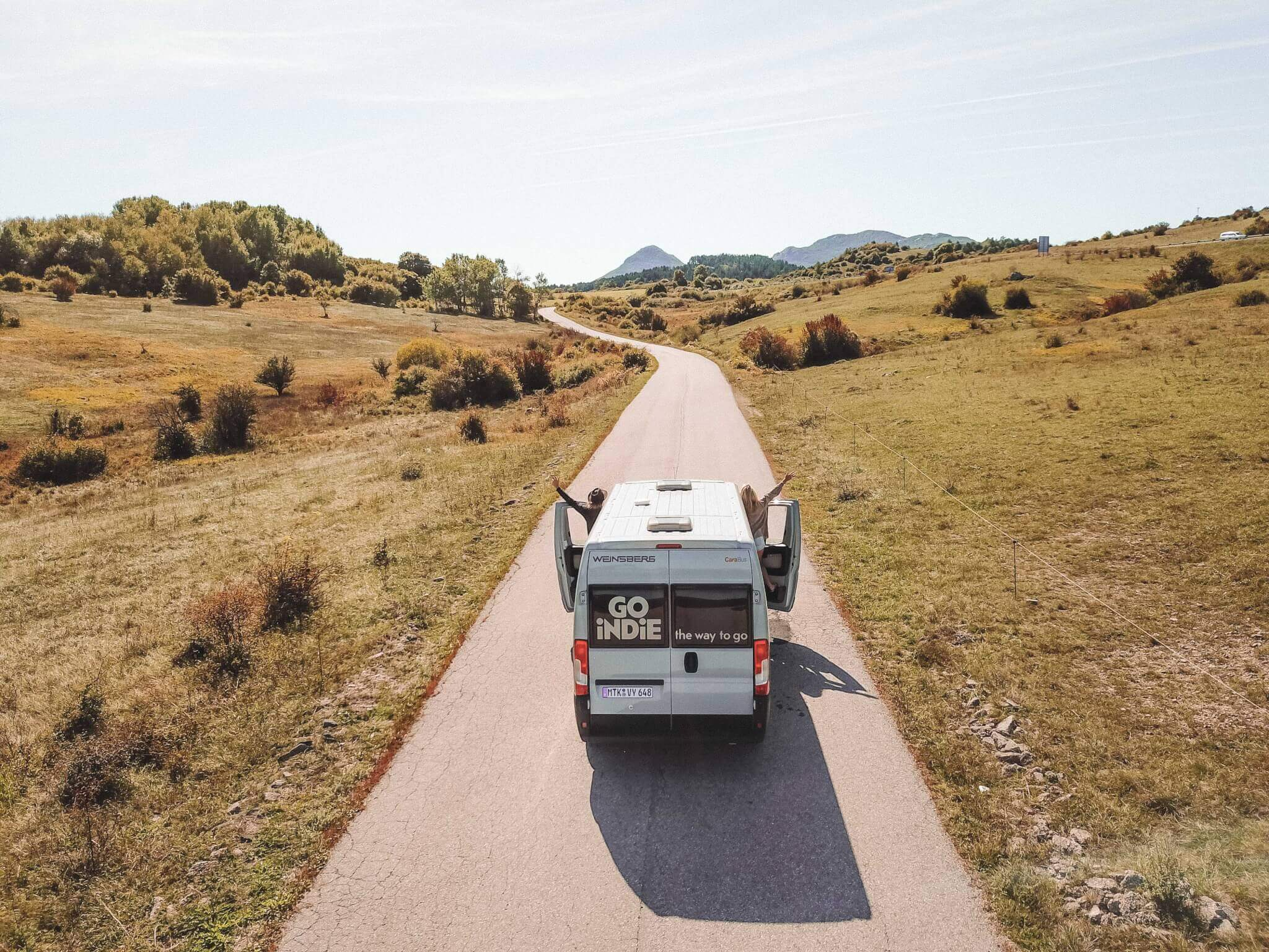 Croatia Road Trip: The must see locations in a Campervan