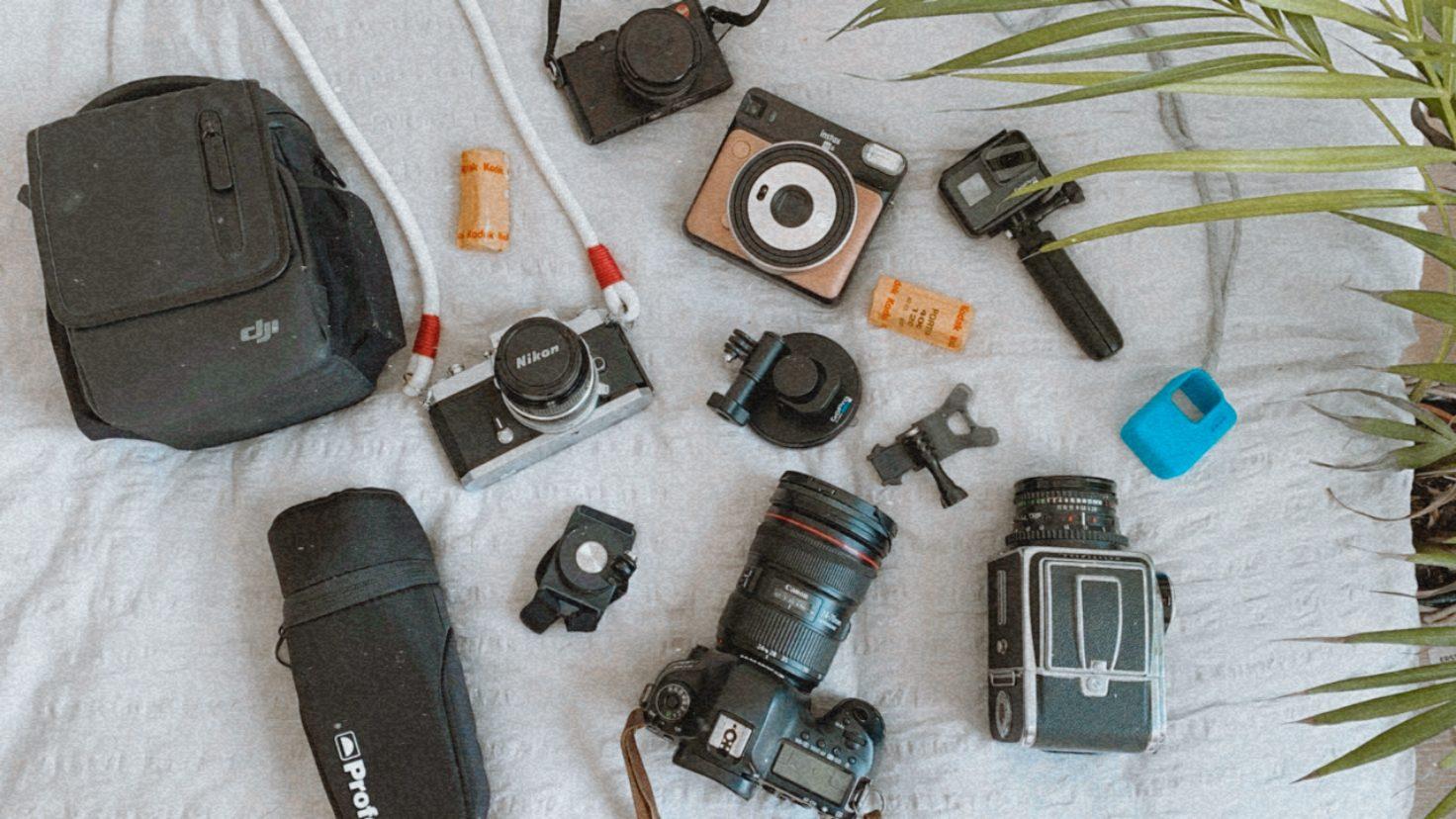 My Photography Kit 2020