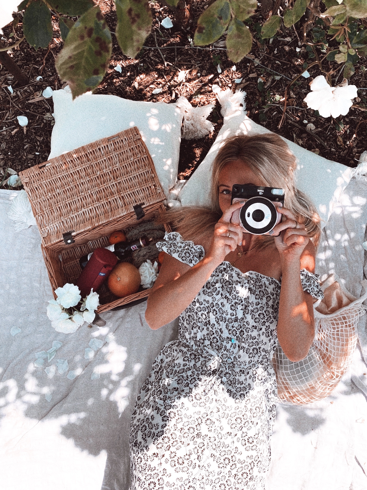How to create the perfect Picnic Photography Set-up